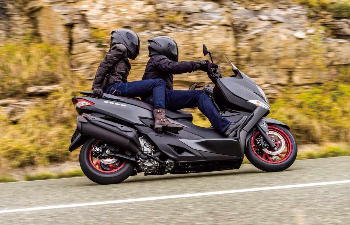 Precio Nuevo Suzuki Burgman 400