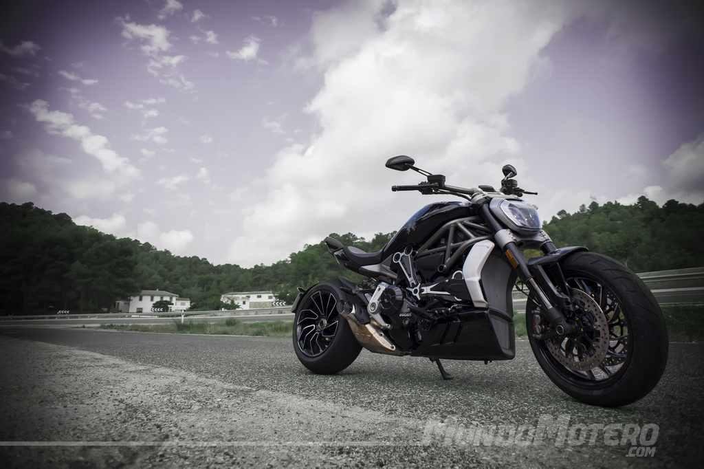 Prueba Ducati XDiavel S