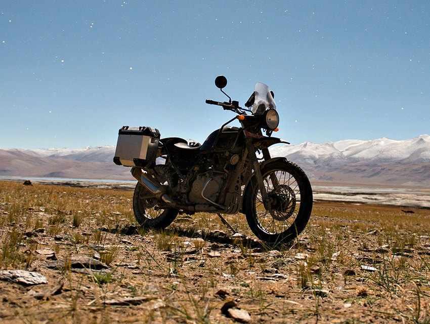 Novedades Motos Trail 2018 Royal Enfield Himalayan
