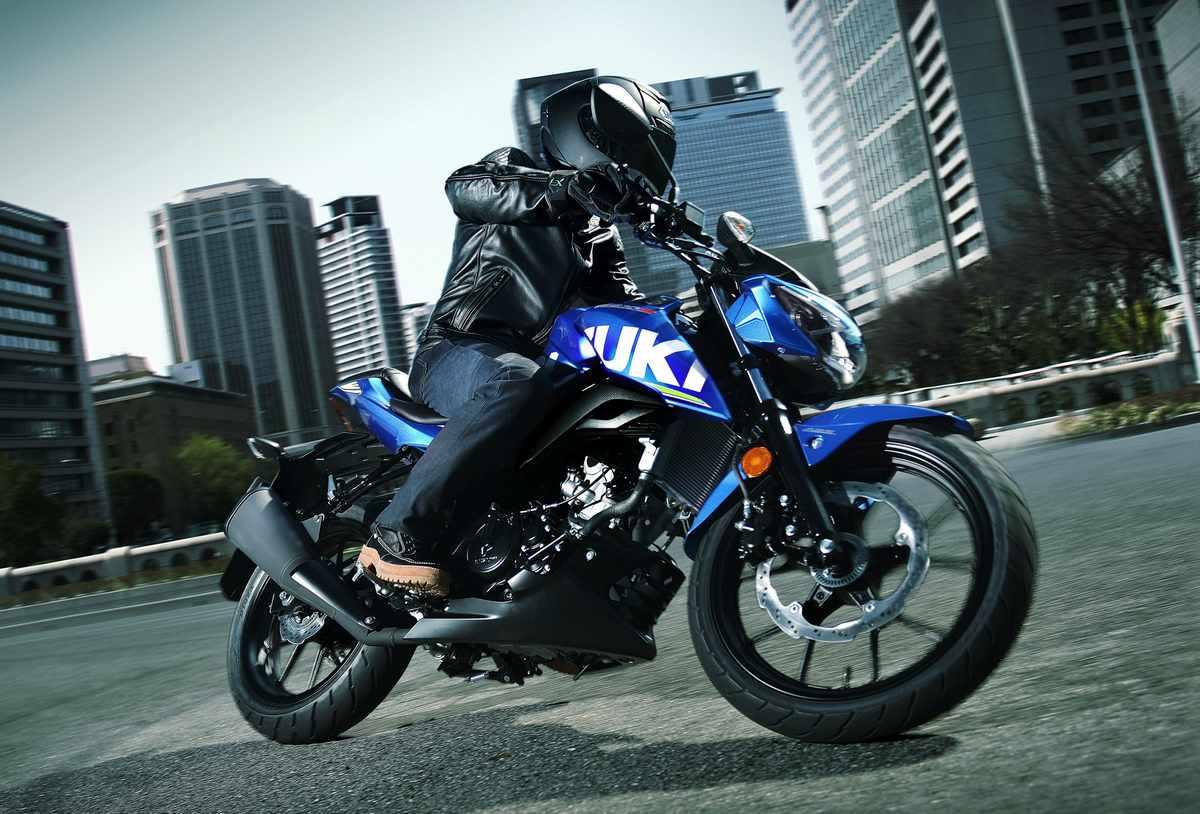 Nueva Suzuki GSX-S125