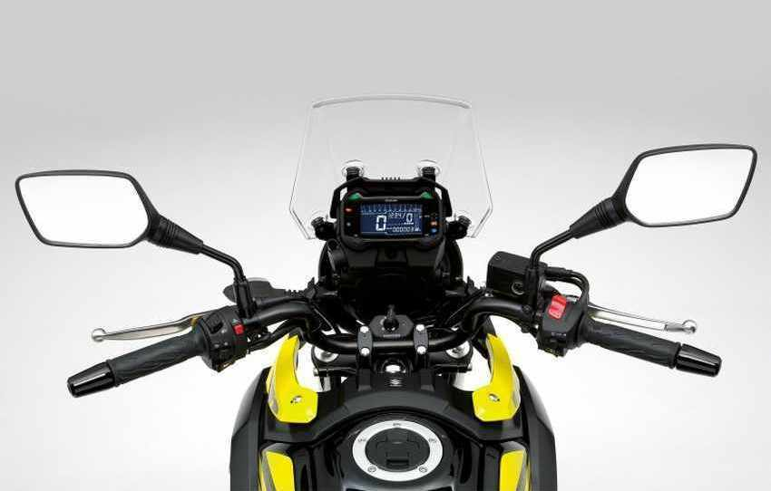 Opiniones Suzuki V-Strom 250