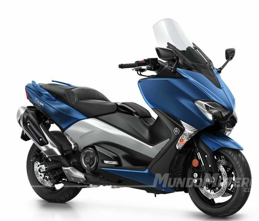 yamaha tmax dx 2018 precio ficha tecnica opiniones y prueba. Black Bedroom Furniture Sets. Home Design Ideas