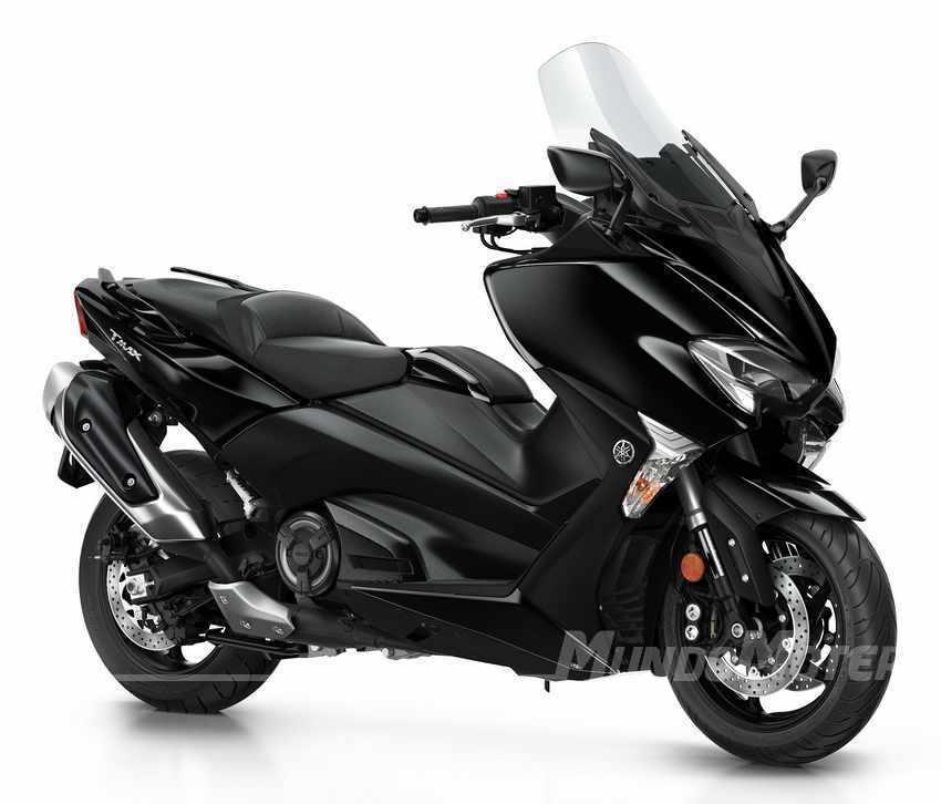 Nuevo Yamaha TMAX 2017