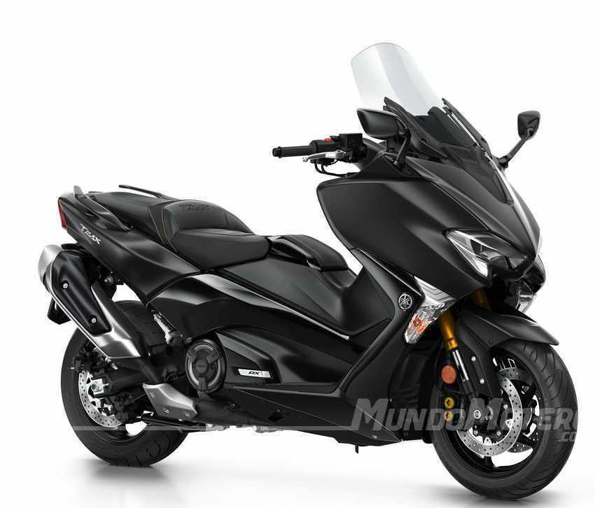 Nuevo Yamaha TMAX 2018