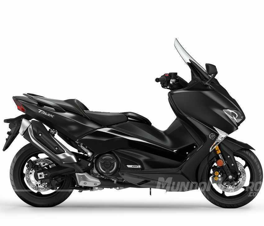 Nuevo Yamaha TMAX SX 2018