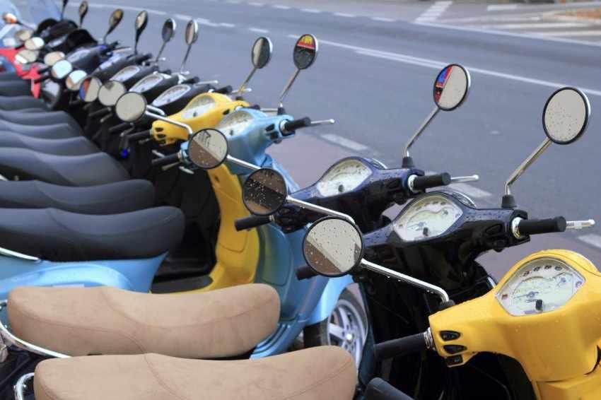 50 motos más vendidas en España en Julio 2018