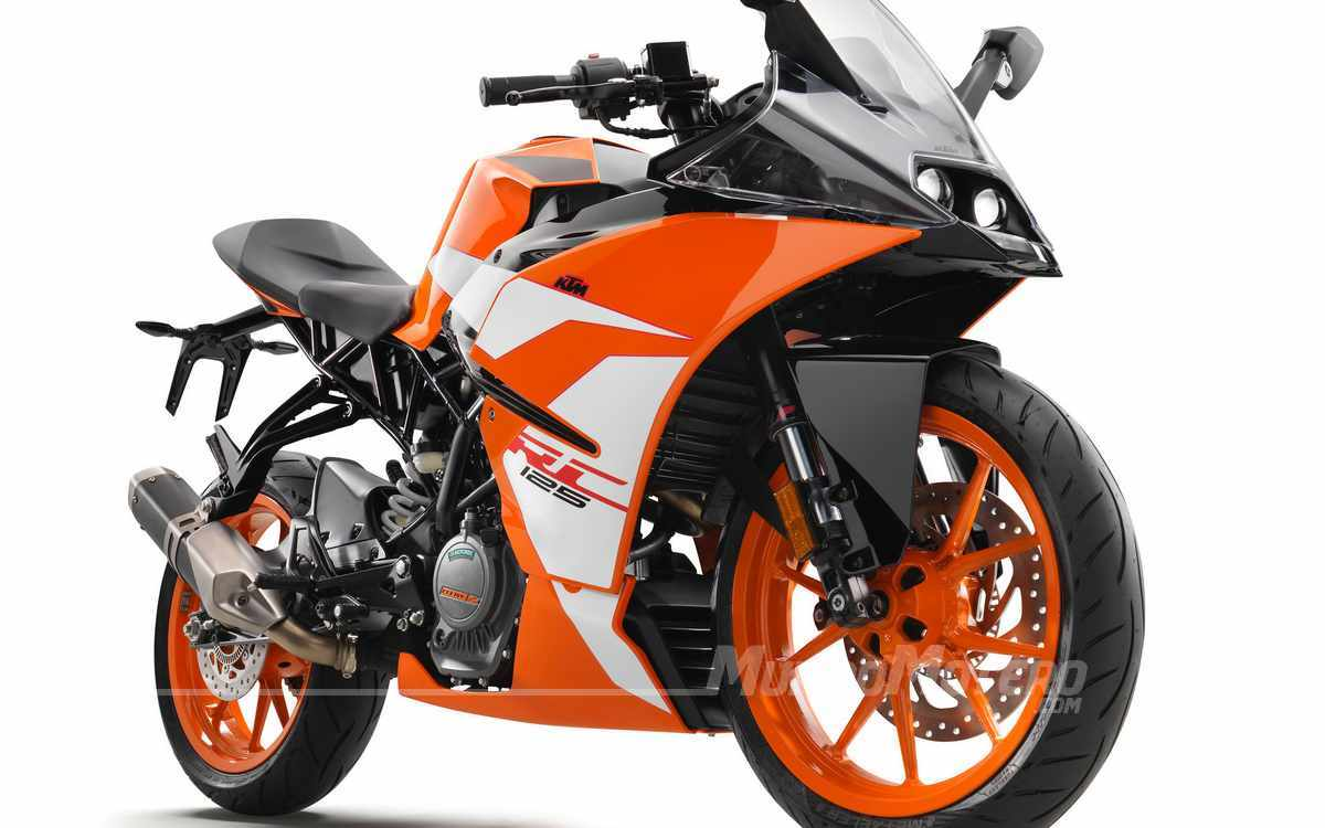 ktm rc 125 precio ficha tecnica opiniones y prueba. Black Bedroom Furniture Sets. Home Design Ideas
