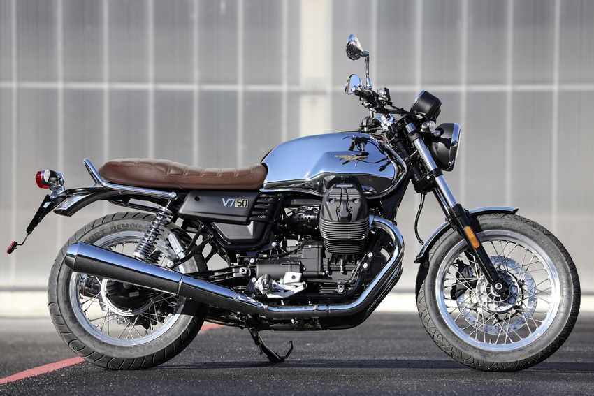 Moto Guzzi V7 III Anniversario