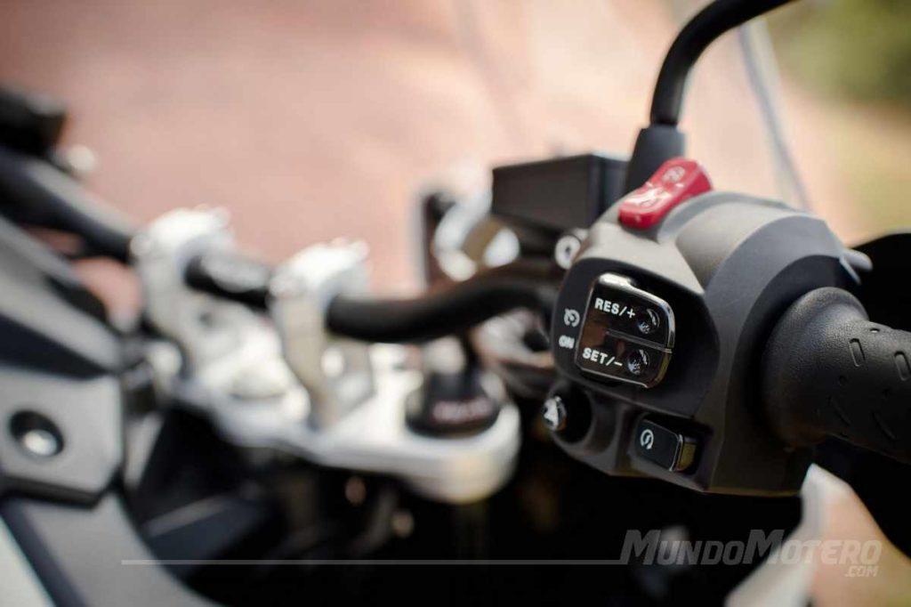 Prueba Triumph Tiger Explorer 1200 XCx Low