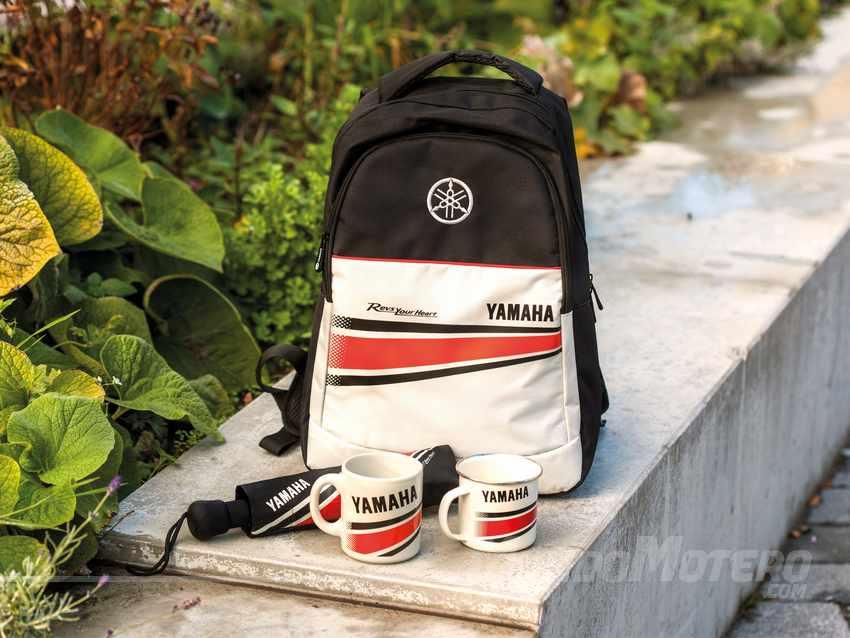 Accesorios Yamaha mochila