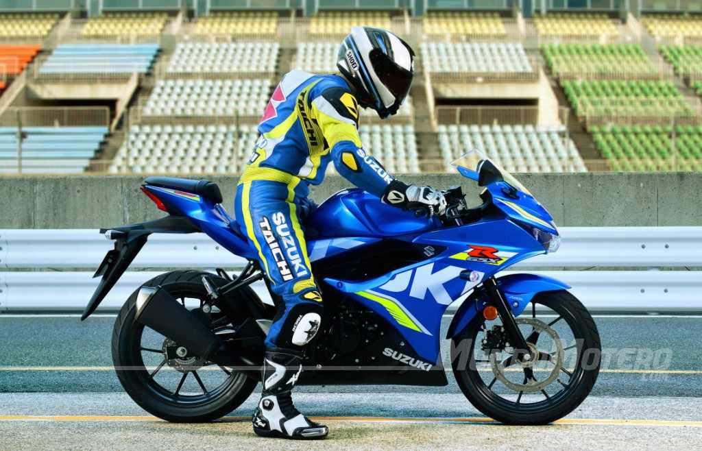 Suzuki GSX-R125 opiniones
