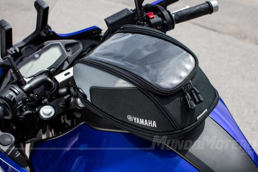 Bolsa sobredeposito Yamaha Tracer 700