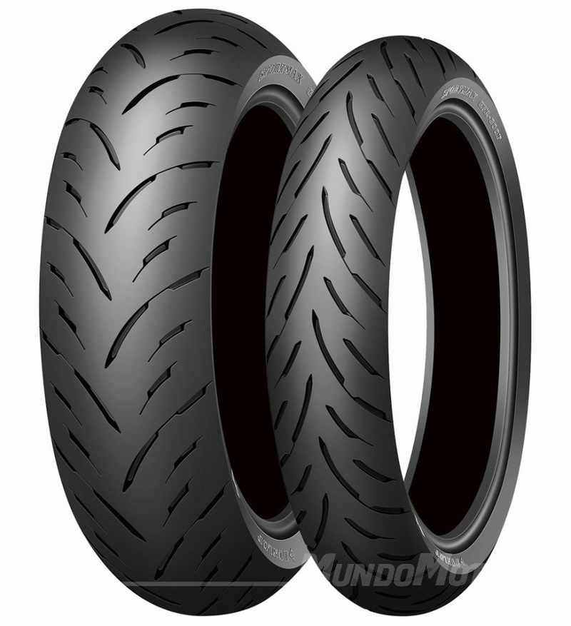 Neumaticos de moto Dunlop Spormax GPR-300