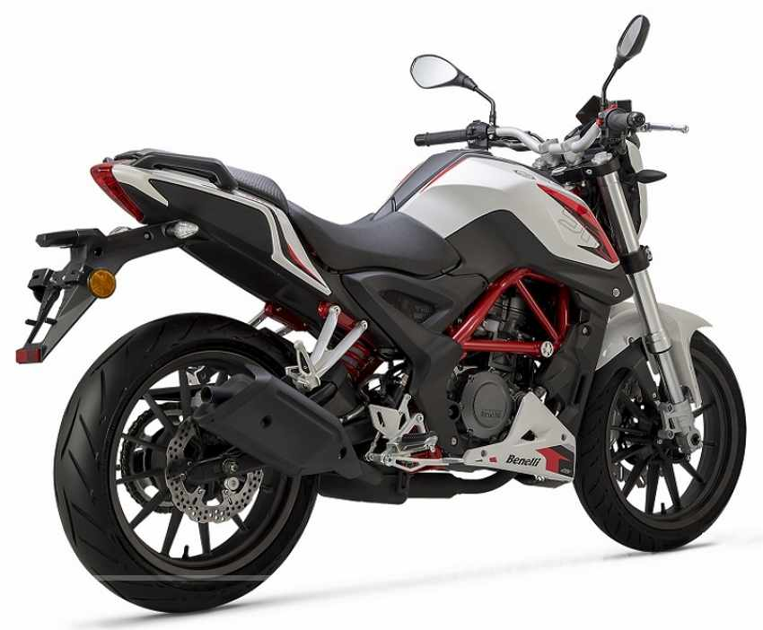 BN 251 - Benelli Q.J. | Motorcycles and scooters