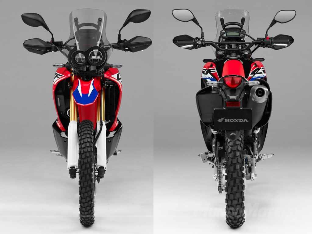 Honda CRF250 Rally precio