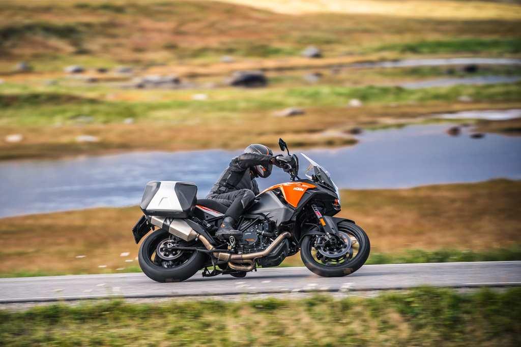 Prueba KTM 1290 Super Adventure S 2019