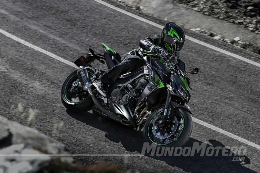 Kawasaki Z1000 2018 Precio Ficha Tecnica Opiniones Y Prueba