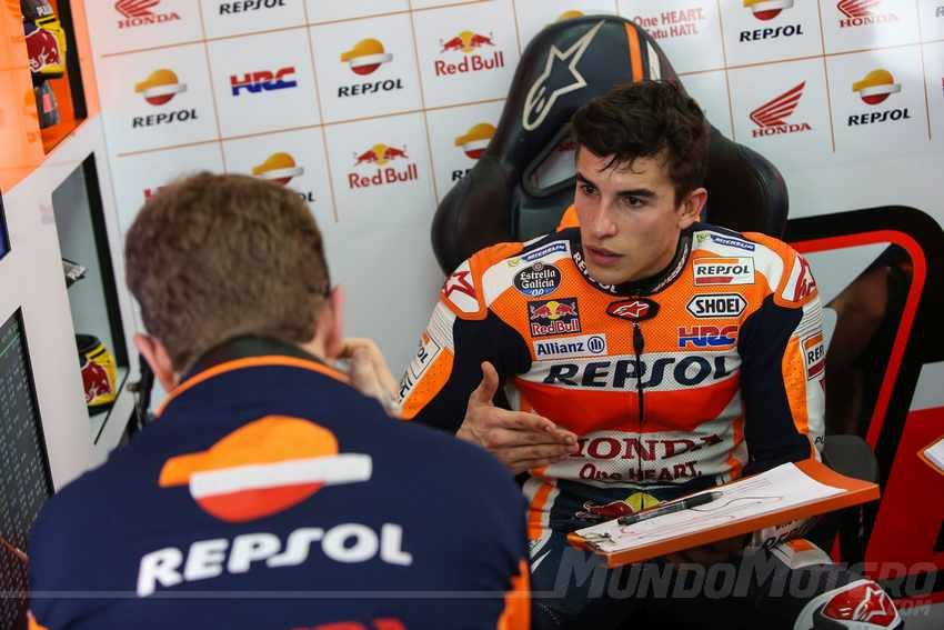 Test MotoGP Sepang 2017 Dia 2 - Marc Marquez