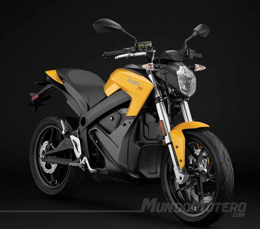 Motos Electricas Zero Motorcycles Zero S