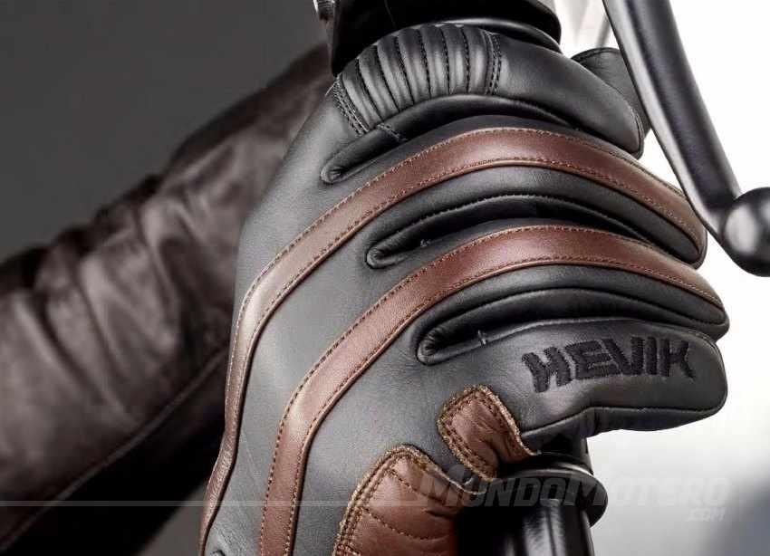guantes de moto cafe racer