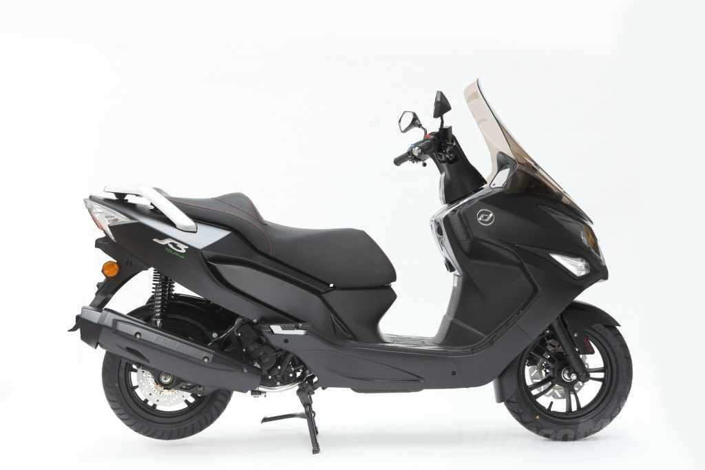 Daelim S3 125 FI ABS Euro4