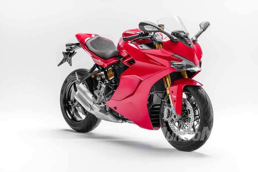 La gama de motos Ducati A2 se amplia con la llegada de la Supersport