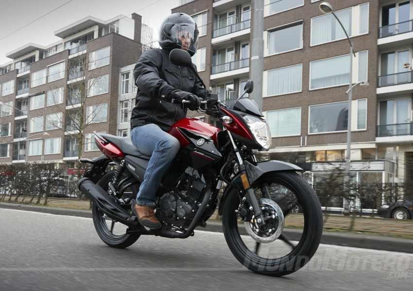 Prueba Yamaha YS125 - Opiniones y comentarios