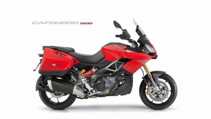 Aprilia Caponord 1200 Travel Pack