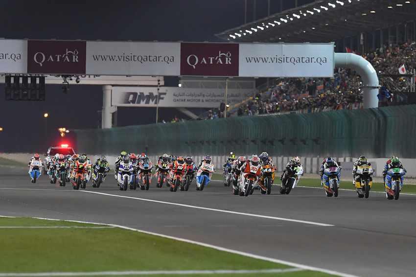 Moto2 Qatar 2017