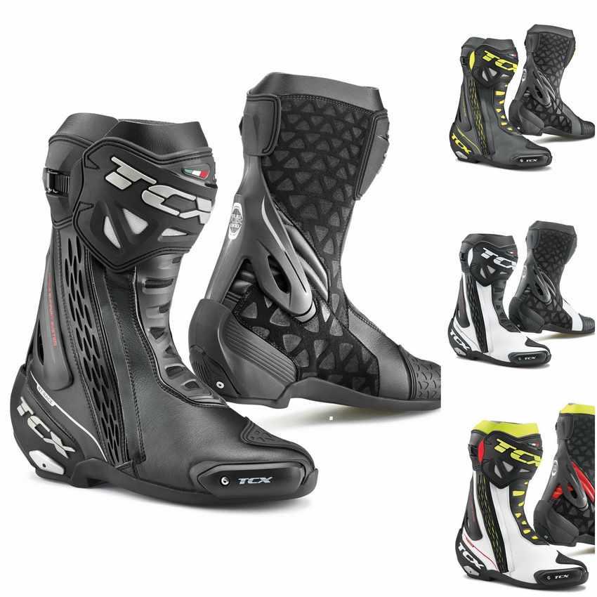 botas de moto deportivas