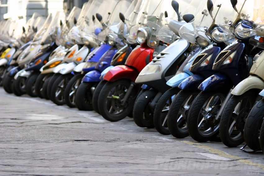 Las matriculaciones de motos en España aumentan un 8,9% en 2018