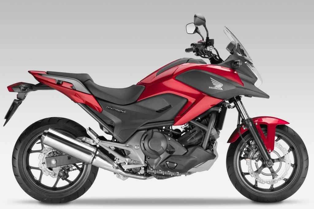 Nueva Honda NC750X 2018