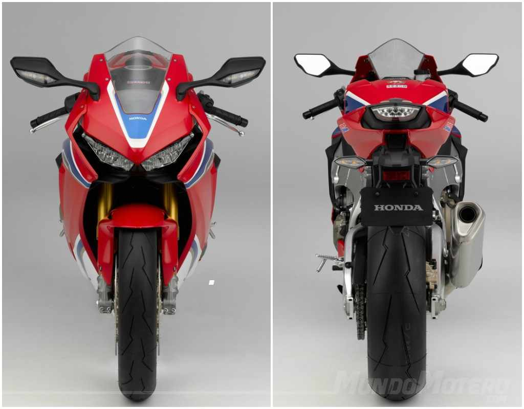 Honda CBR 1000RR SP2