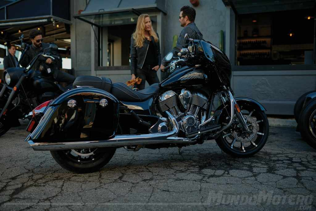 Indian Chieftain Limited 2018 Elite