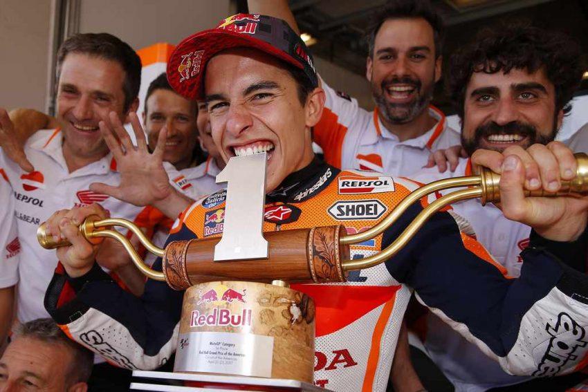 Marc Marquez MotoGP Austin - GP de las Américas