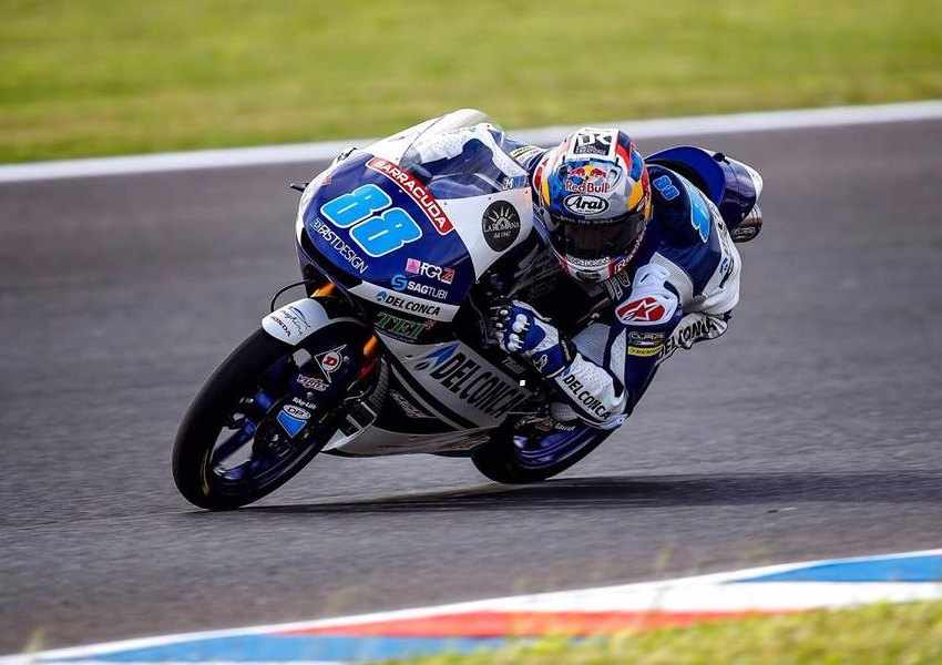 Moto3 Argentina 2017 Jorge Martin