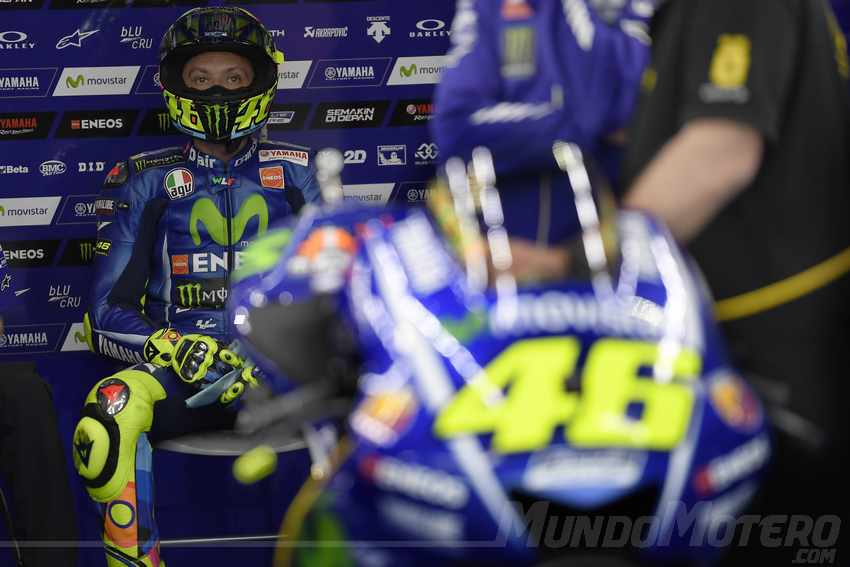 Valentino Rossi 2017 Moto GP