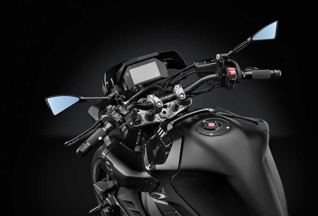 Accesorios Yamaha MT-10 Rizoma