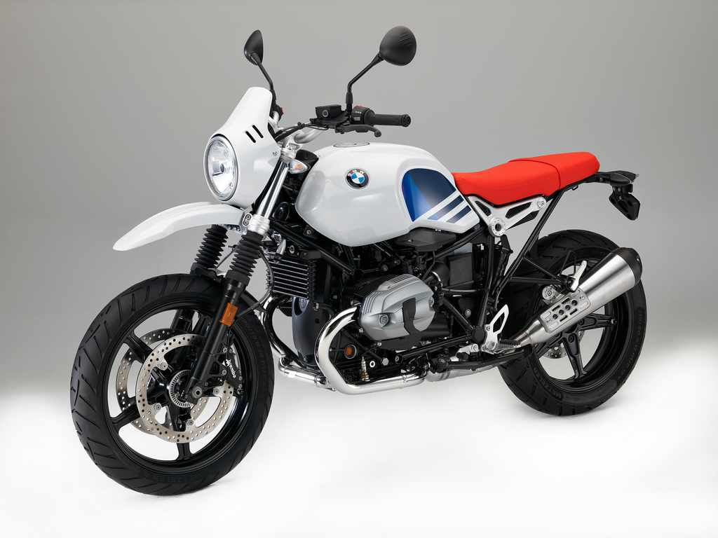 BMW R nineT Urban G/S 2019