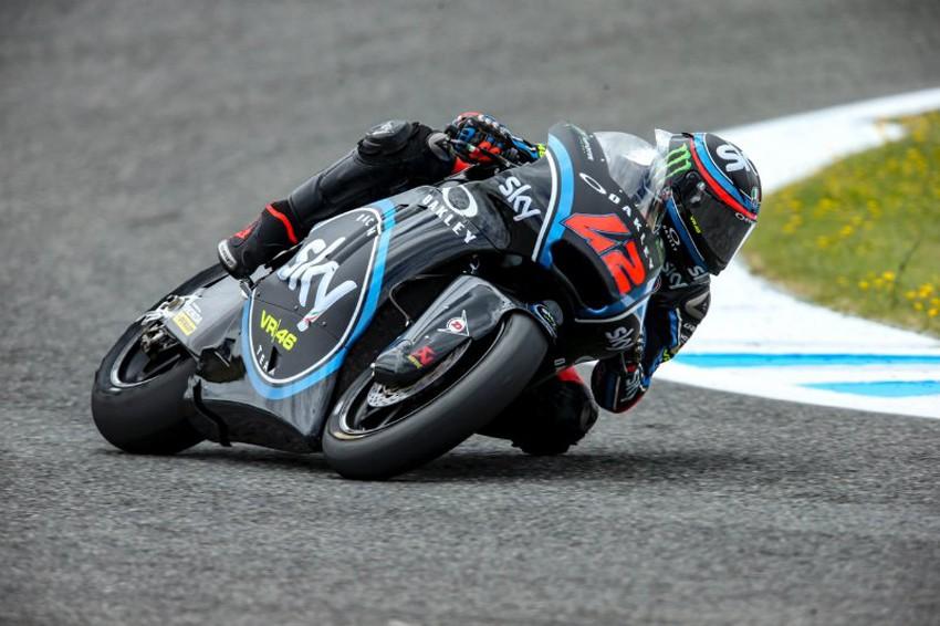 Francesco Bagnaia - Moto2 2017