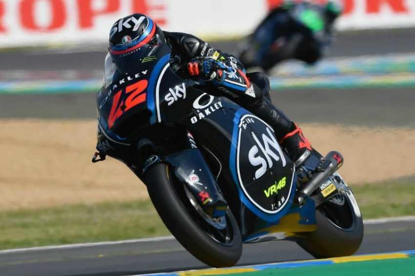 Francesco Bagnaia - Moto2 2017º