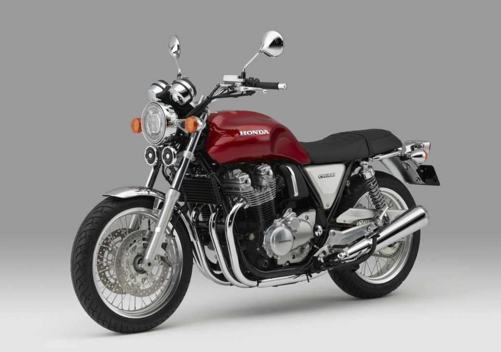 Nueva Honda CB1100EX
