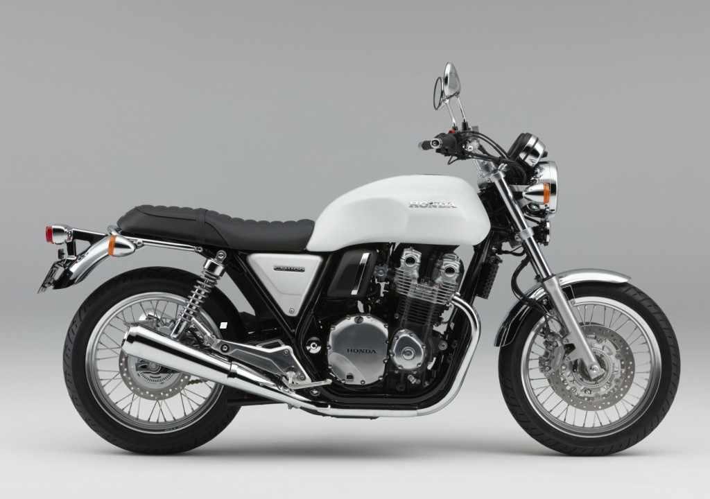 Opiniones Honda CB1100EX