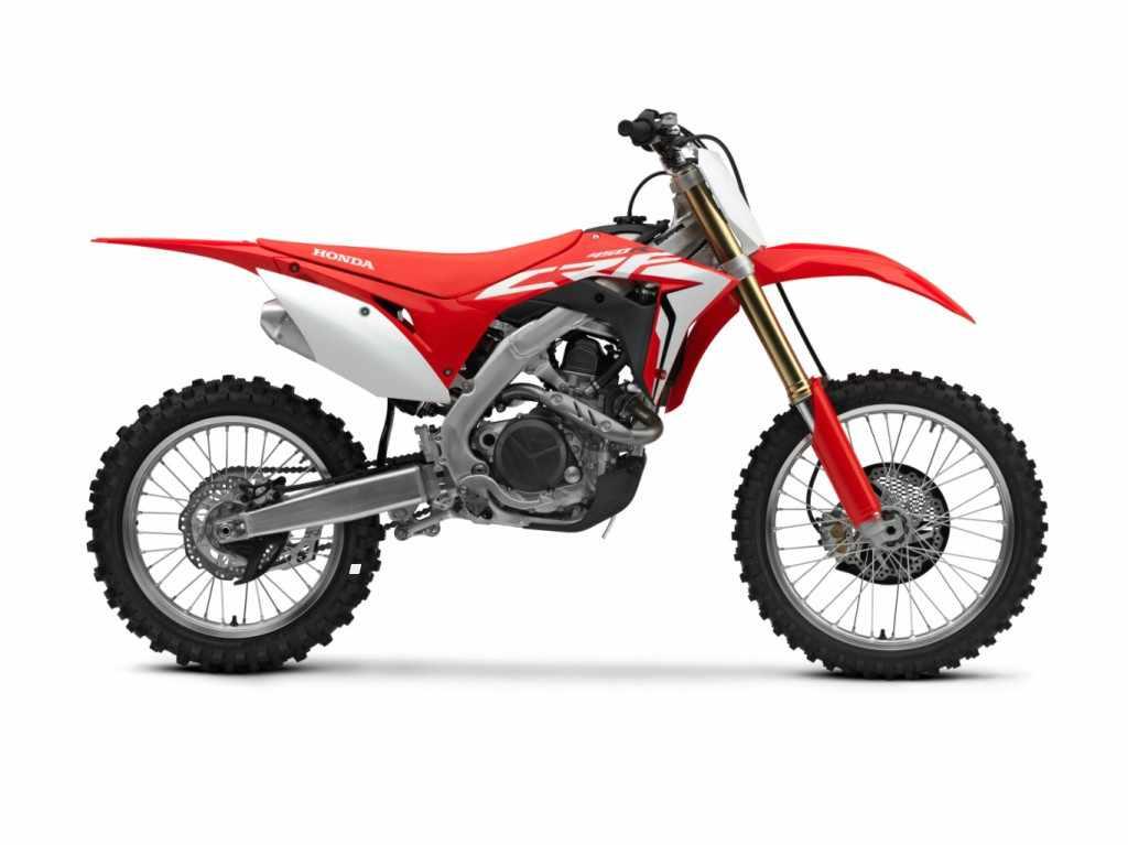 nueva Honda CRF450R