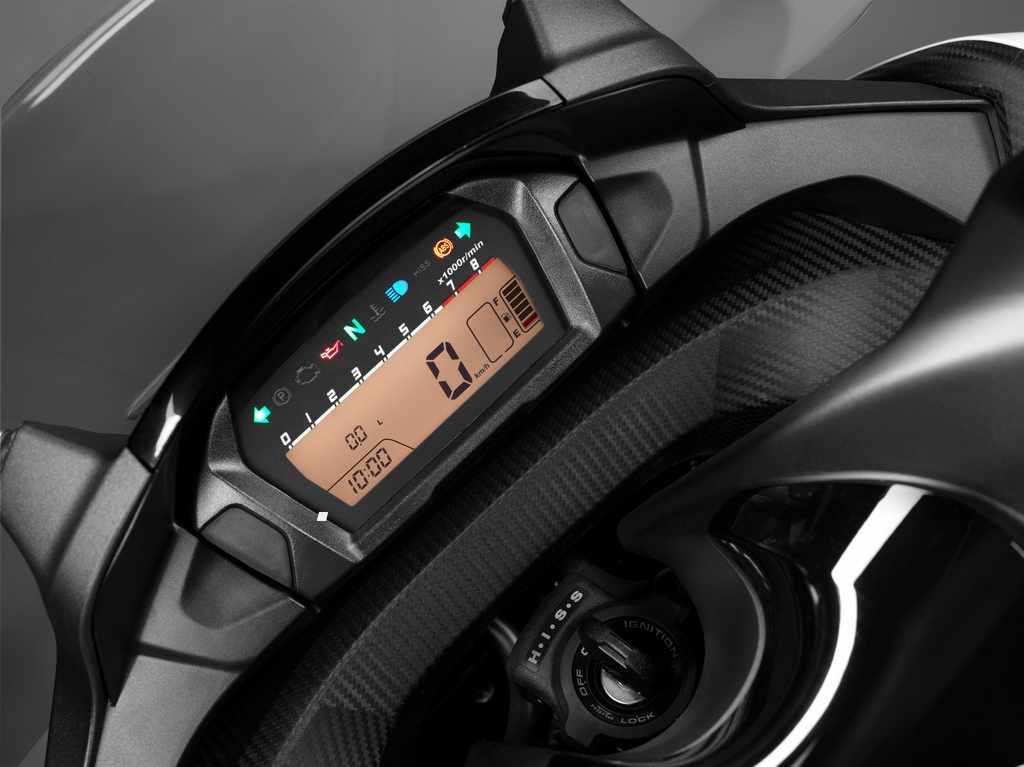 Honda Integra 750 DCT 2018