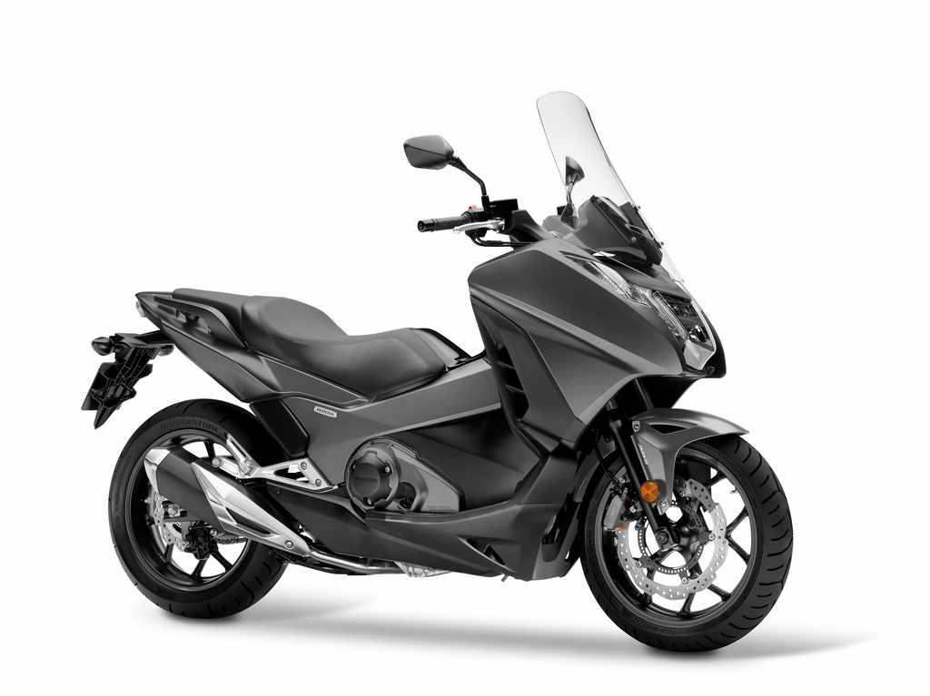 Honda Integra 750 DCT 2017