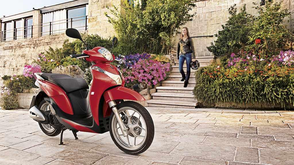 Honda SH 125 Scoopy 2020 Prueba, Precio y Ficha Técnica
