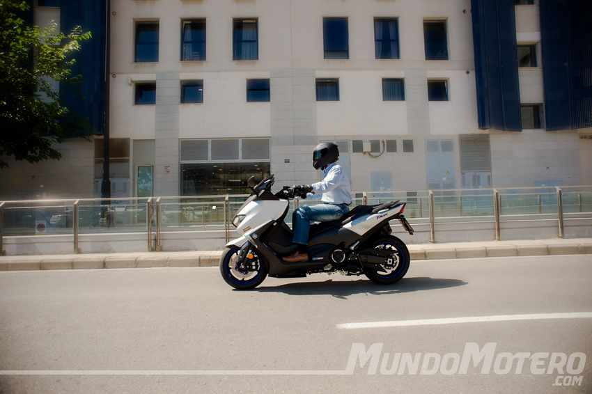 Comentarios Yamaha TMAX SX