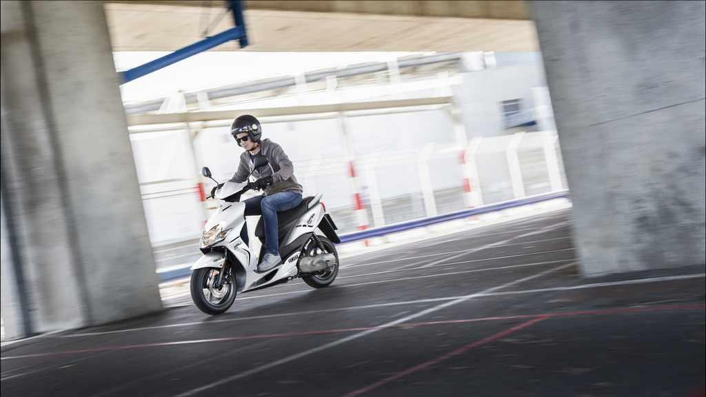 Yamaha Jog50R