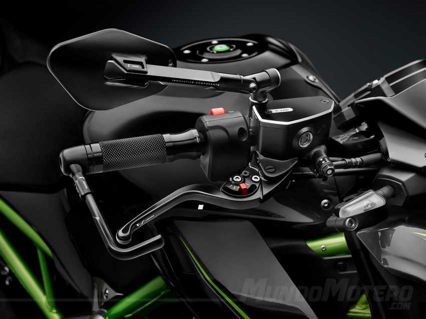 accesorios Kawasaki Z900